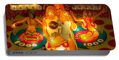 Pinball Wizard Tommy Vintage Portable Battery Charger