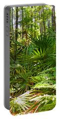 Pine And Palmetto Woods Filtered Portable Battery Charger