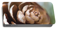 Pine Cone Portable Battery Charger