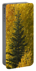 Pine In Aspens Portable Battery Charger