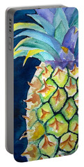 Pineapple Portable Battery Charger by Carlin Blahnik