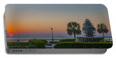 Portable Battery Charger featuring the photograph Dawns Light by Dale Powell
