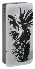 Pineapple Portable Battery Charger by Katharina Filus
