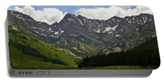 Piney Lake Vail Colorado Portable Battery Charger