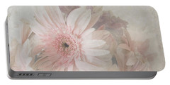 Pink Gerberas Portable Battery Charger