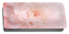 Pink Mum Luminous Painted Blossom Portable Battery Charger