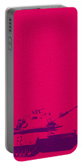 Pink Tank Portable Battery Charger