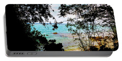 Portable Battery Charger featuring the photograph Picturesque by Amar Sheow