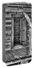 Pioneer Cabin Door Portable Battery Charger