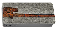 Pipe Wrench Made In U S A Portable Battery Charger