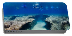 Pipeline's Hungry Reef Portable Battery Charger