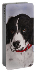 Pippy The Springer Spaniel Portable Battery Charger