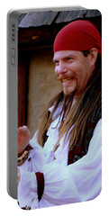 Pirate Shantyman Portable Battery Charger
