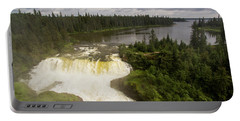 Pisew Falls, Manitoba, Canada Portable Battery Charger