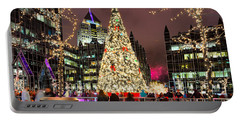 Pittsburgh Holiday Season 2 Portable Battery Charger