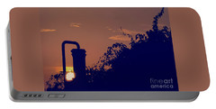Pittsburgh Sunset  Portable Battery Charger