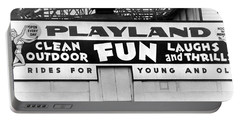 Playland At The Beach Portable Battery Charger