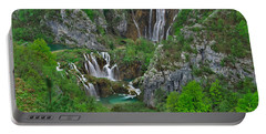 Plitvice Portable Battery Charger