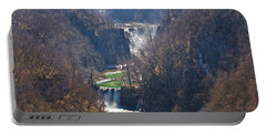 Plitvice Lakes National Park Canyon Portable Battery Charger