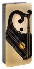 Plucked Vienna Zither Portable Battery Charger