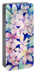 Plumerias Of Maui Portable Battery Charger