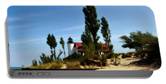 Point Betsie Light Portable Battery Charger