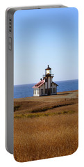Point Cabrillo Light House Portable Battery Charger