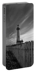 Portable Battery Charger featuring the photograph Point Pigeon Lighthouse by Jonathan Nguyen