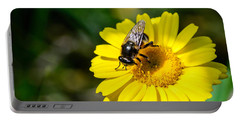 Pollination Agent Portable Battery Charger