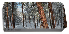 Ponderosa Winter Portable Battery Charger