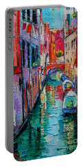 Ponte Raspi O Sansoni - Venice - Italy Portable Battery Charger