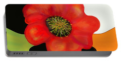 Pop Poppy Portable Battery Charger