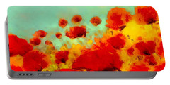 Poppy Time Portable Battery Charger