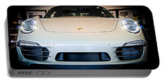 Porsche 911 50th Front With Led's Portable Battery Charger