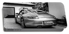 Porsche 911 Carrera 4s Portable Battery Charger