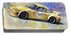 Porsche 911 S Typ G Josef Michl Portable Battery Charger