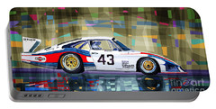 Porsche 935 Coupe Moby Dick Portable Battery Charger