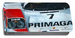 Porsche 962 Le Mans 24 Portable Battery Charger