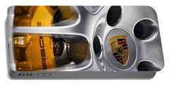Porsche Wheel Portable Battery Charger