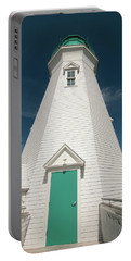 Port Dalhousie Lighthouse 9057 Portable Battery Charger