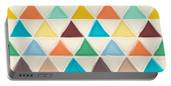 Portland Triangles Portable Battery Charger