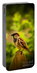 English Sparrow Portable Battery Charger