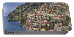 Positano E La Torre Clavel Portable Battery Charger