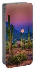 Postcard Perfect Arizona Portable Battery Charger