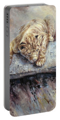 Pounce Portable Battery Charger