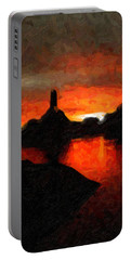 Powell Sunset Portable Battery Charger