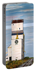 Prairie Icon - Manitoba Pool Elevator Portable Battery Charger