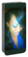 Prayer Changes Things Portable Battery Charger by Joetta Beauford