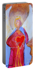 Precious Heart Angel Portable Battery Charger