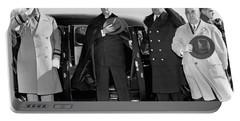 President Franklin Roosevelt Portable Battery Charger